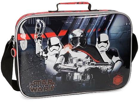 Star Wars VIII Mochila Escolar, 38 cm, 7.45 litros