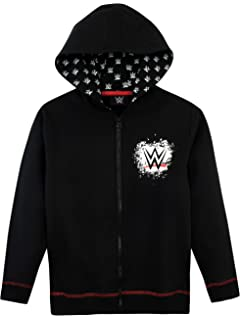 7805e24a7 WWE Boys World Wrestling Entertainment Hoodie Ages 4 to 13 Years ...