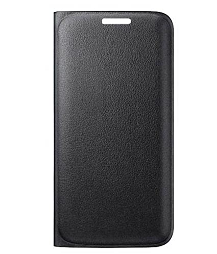 Backer The Brand Lenovo A6000 Plus Exclusive Premium Flip Case Cover Black