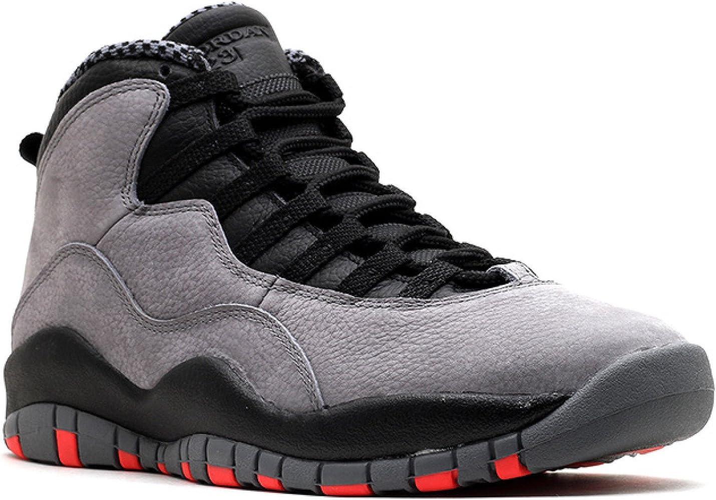 Nike AIR Jordan Retro 10 'Cool Grey