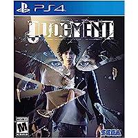 Judgment - PlayStation 4 - Standard Edition
