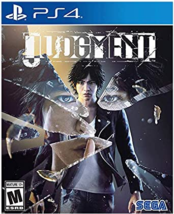 Judgment for PlayStation 4 [USA]: Amazon.es: Sega of America Inc ...