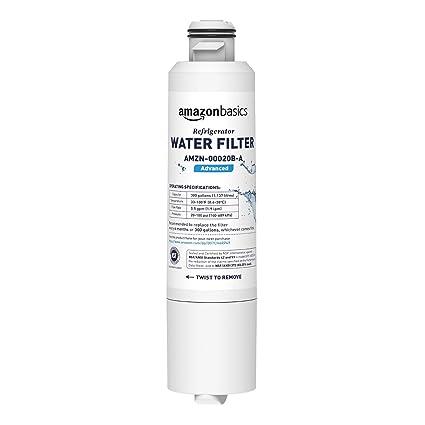 AmazonBasics - Filtro de agua de repuesto para frigorífico Samsung ...