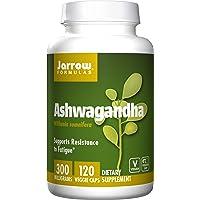 Jarrow Formulas Ashwagandha, 300mg - 120 Cápsulas