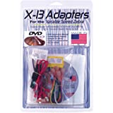 Zebra Instruments , X-13 & Evergreen Motor Adapters (with DVD) for the Variable Speed Zebra