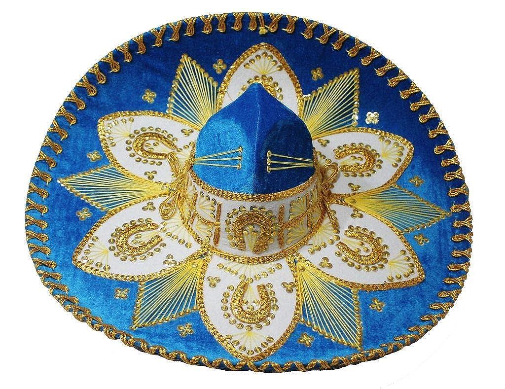 Oro Import - Gorro de Charro Mexicano para Adultos y ...
