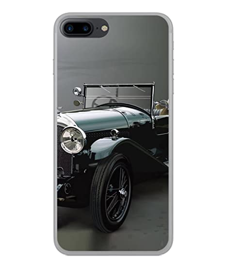 new style 737f3 d37a9 Fuson Designer Back Case Cover for Apple iPhone 7 Plus: Amazon.in ...