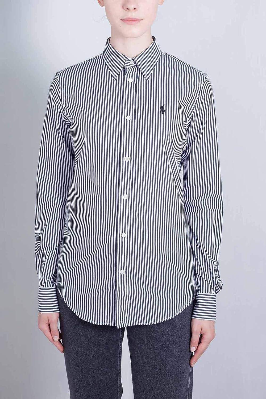 Ralph Lauren - Camisas - Chaqueta - para Mujer Negro 40 ES ...