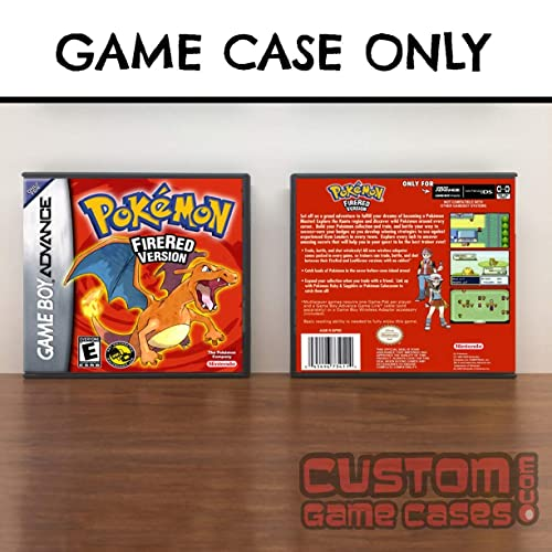 game pokemon fire red