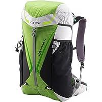 Camp X3Back Door–Green/White–30L–innovadora geräumiger Alpin de Mochila, 30L