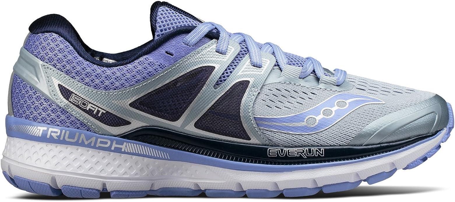 Saucony Triumph ISO 3, Zapatillas de Running para Mujer: Amazon.es ...