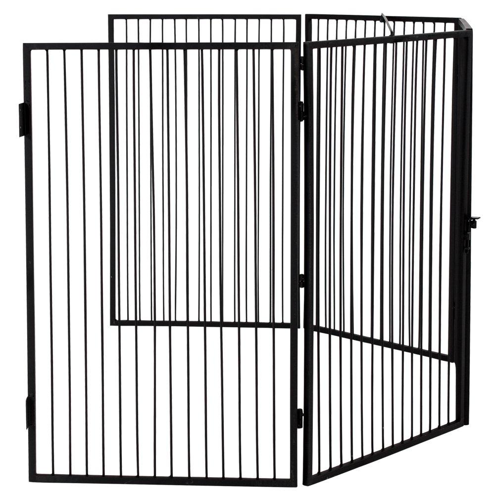 Barriere de protection pour poele a bois - Grille de protection pour poele a bois ...