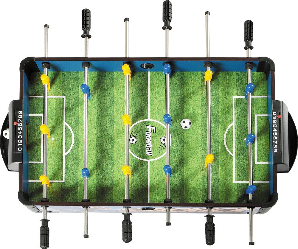 Beautiful Amazon.com : Portable Table Top Foosball Game : Combination Game Tables :  Sports U0026 Outdoors