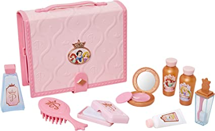 Amazon Com Disney Princess Style Collection Travel Accessories Kit Toys Games