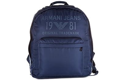 Armani Jeans sac à dos homme en Nylon blu  Amazon.fr  Chaussures et Sacs 29a4def0621
