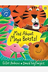 Mad About Mega Beasts! Paperback