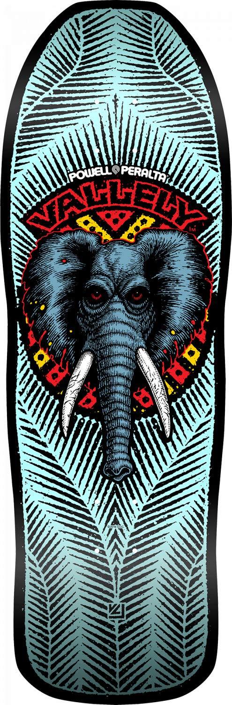 Powell-Peralta Vallely Elephant /• Light Blue /• 9.85