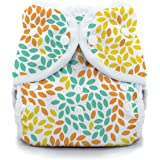 Thirsties Snap Duo Wrap, Fallen Leaves, Size Two (18-40 lbs)