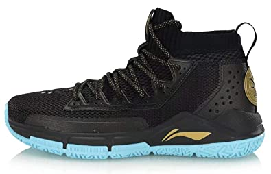 pas cher pour réduction e0690 2892f LI-NING Fission Series Wade Men Professional Shock Absorption Basketball  Shoes Lining Air Wearable Stylish Sports Sneakers ABAN011 ABAN029 ABAP027