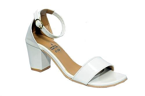 Casual Wear Suede Block Heel