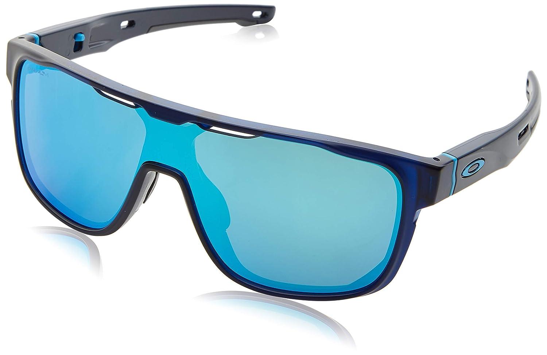 8097fbc6c1 Amazon.com  Oakley Men s Crossrange Shield Sunglasses