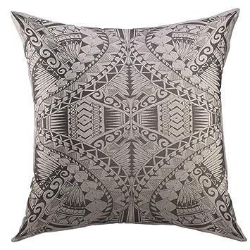 Amazon.com: Mugod - Funda de cojín decorativa, diseño de ...