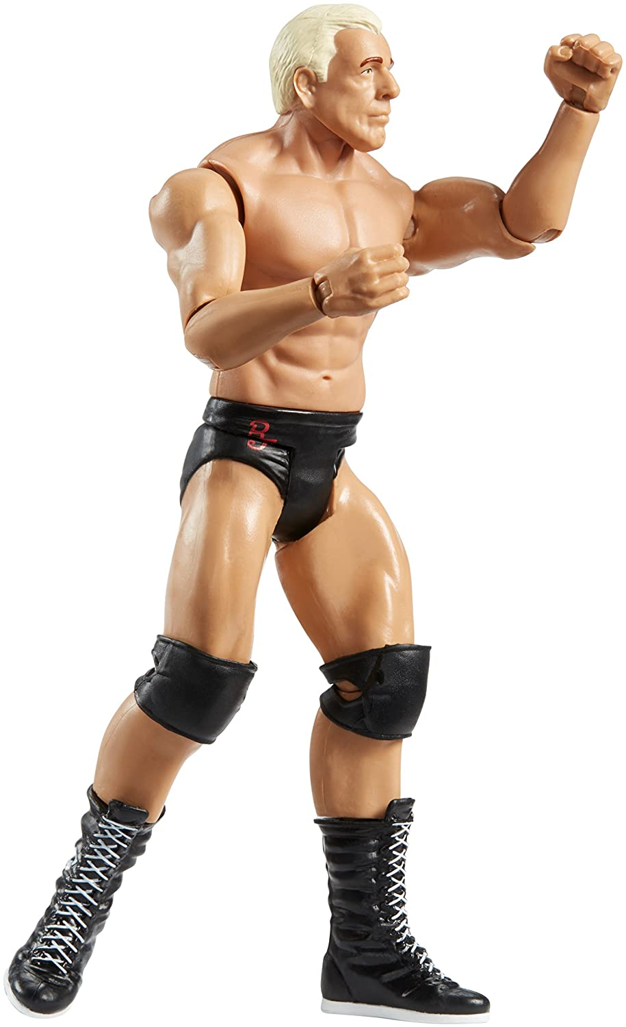 WWE FRR98 SummerSlam RIC Flair Core Figure, Boys, Colours/Styles May Vary, 15 cm Mattel