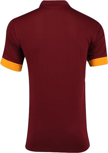 Camiseta AS Roma 1ª 2014-15: Amazon.es: Deportes y aire libre