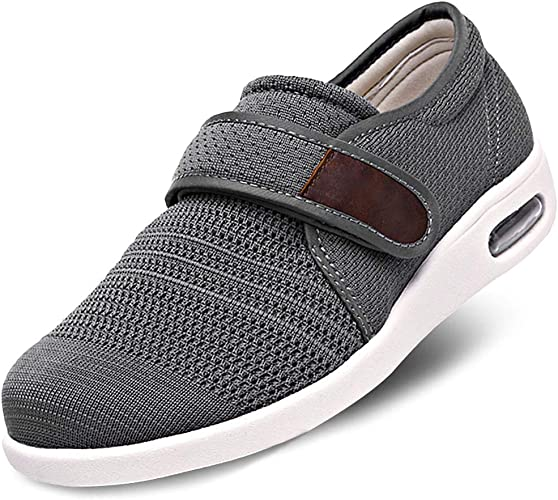 Mens Diabetic Edema Shoes Lightweight