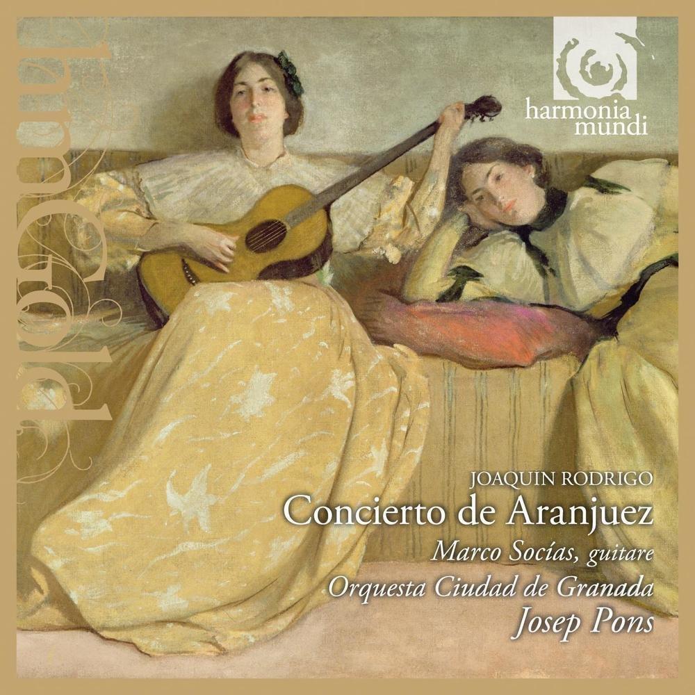 Concierto De Aranjuez : Marco Socías, Joaquín Rodrigo: Amazon.es ...