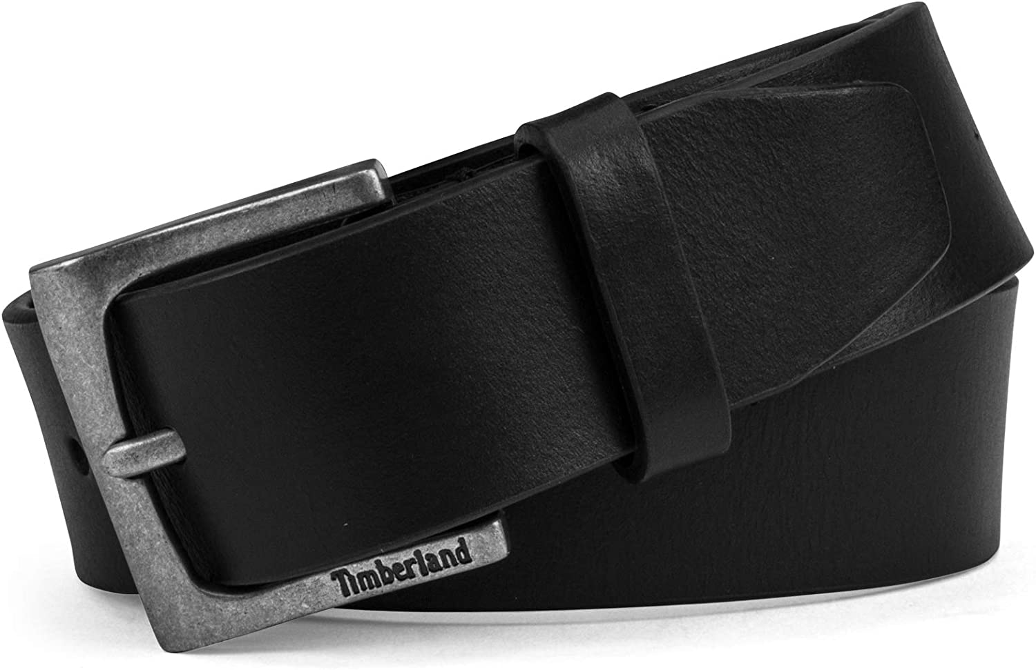 Timberland Mens Classic Leather Jean Belt 1.4 Inches Wide Big /& Tall Sizes Available