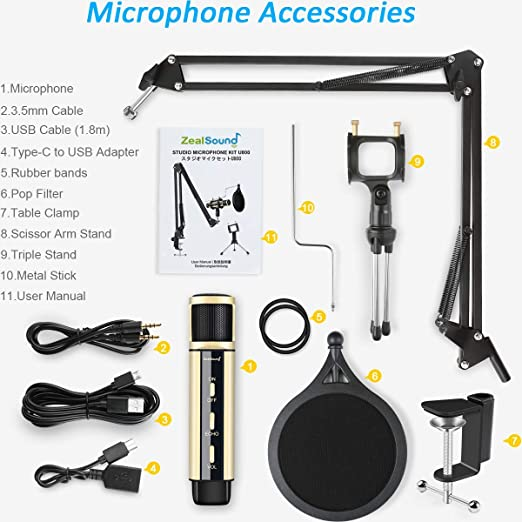 Portable Systems DJ, Electronic Music & Karaoke ZealSound k08 3.5 ...