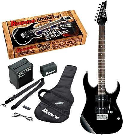 Ibanez ijrg220z guitarra eléctrica paquete: Amazon.es: Instrumentos musicales