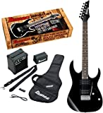 Ibanez IJRG220Z Electric Guitar Package Black