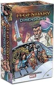 Legendary: A Marvel Deck Building Game: Dimensions Expansion