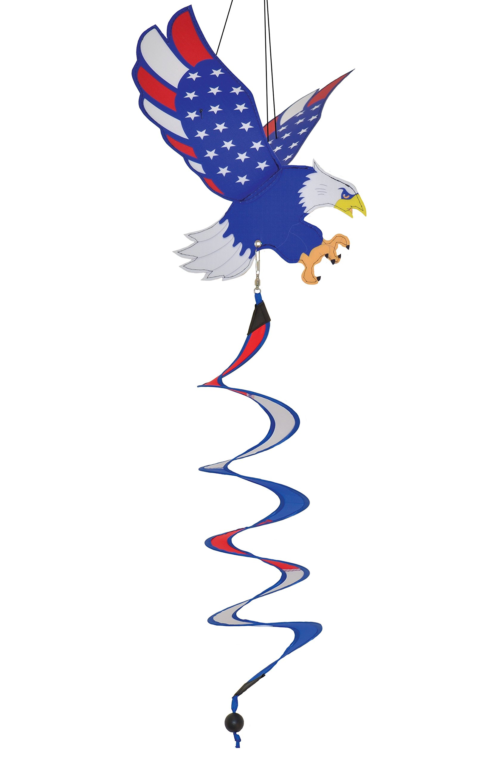 In the Breeze Patriot Eagle Theme Twister by In the Breeze