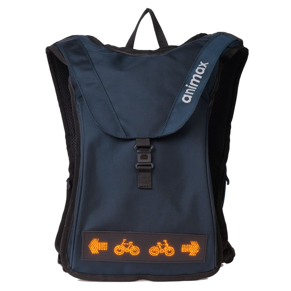 BLUETOOTH SPEAKER FOLED BAG PACK(BYKE) Smart FOLED Backpack Yellow by BLUETOOTH SPEAKER FOLED BAG PACK