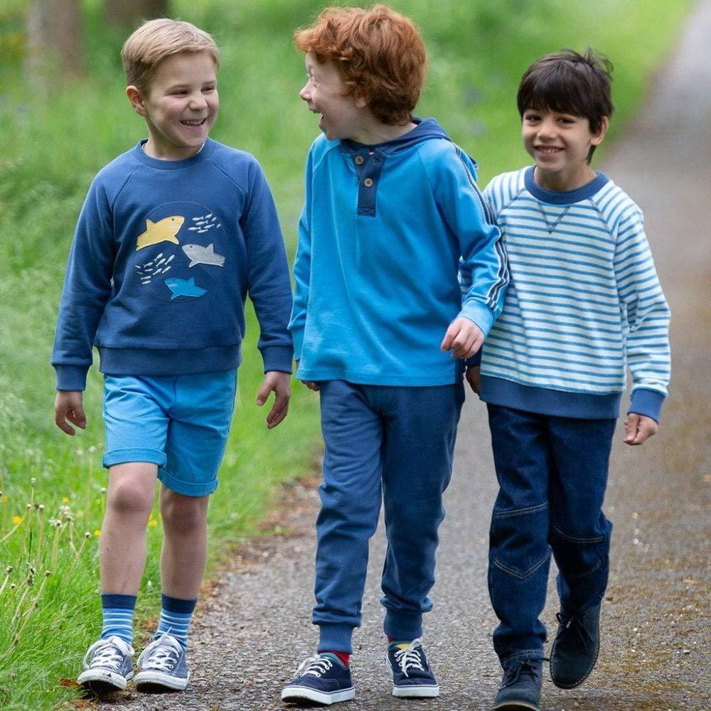 Kite Boys Ready Steady Joggers Organic 3-11 Years