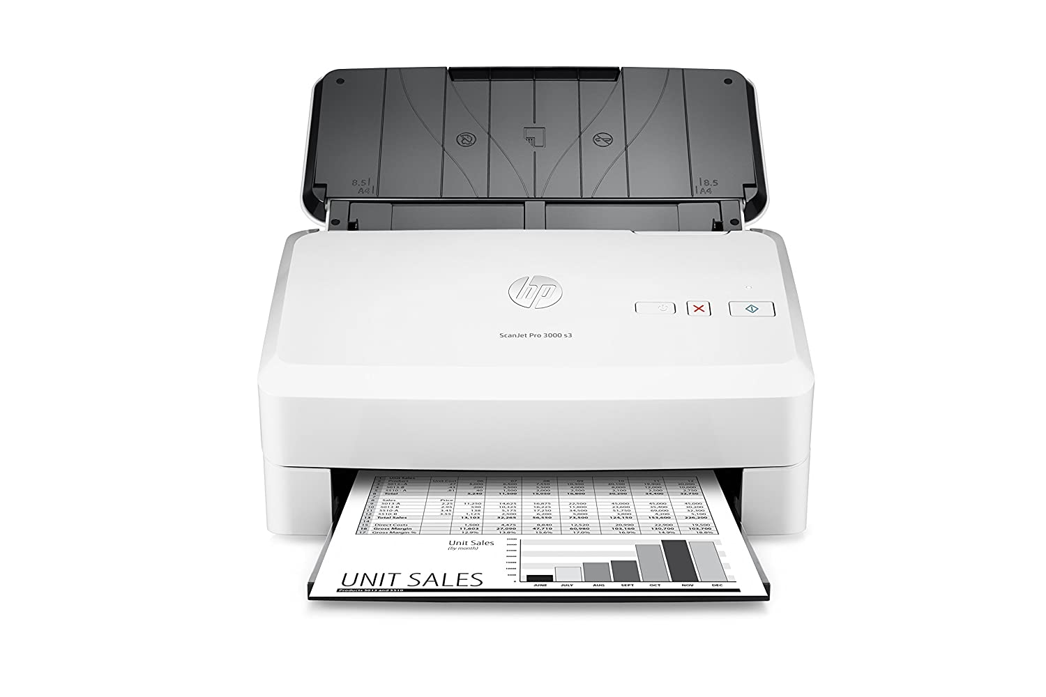 HP ScanJet Pro 3000 S3 Scanner Black Friday Deals 2020