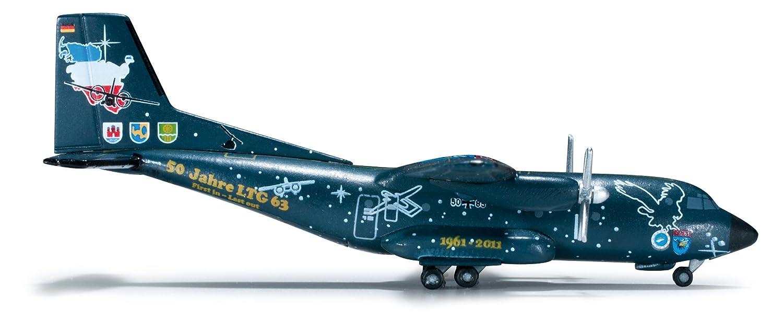 Herpa 519236 - Luftwaffe Transall C-160 LTG63 50 Jahre