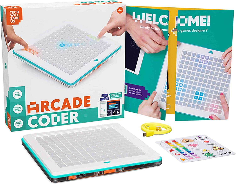 Technology Will Save Us-Arcade Coder Toy: Amazon.es: Juguetes y juegos