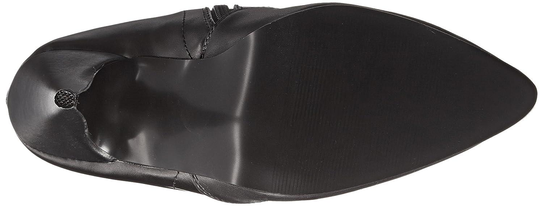Pleaser Women's Seduce-3010 Thigh High Boot B000AAS13I 15 B(M) US|Black Pu