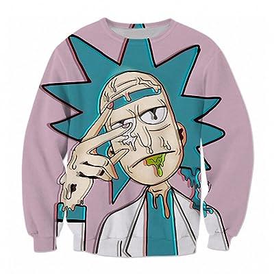 3d Hoodies Sweatshirt Women/men Harajuku Style Printed 3d Cartoon Hoodies Funny Crewneck Sweatshirts Dropship