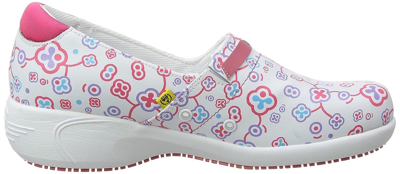 Black 37 EU Blk Womens Safety Shoes 4 UK Oxypas Lucia