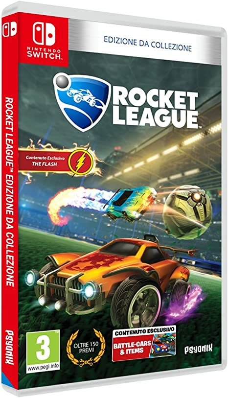 Rocket League - Nintendo Switch [Importación italiana]: Amazon.es ...