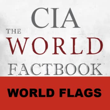 World Flags – The CIA World Factbook FREE