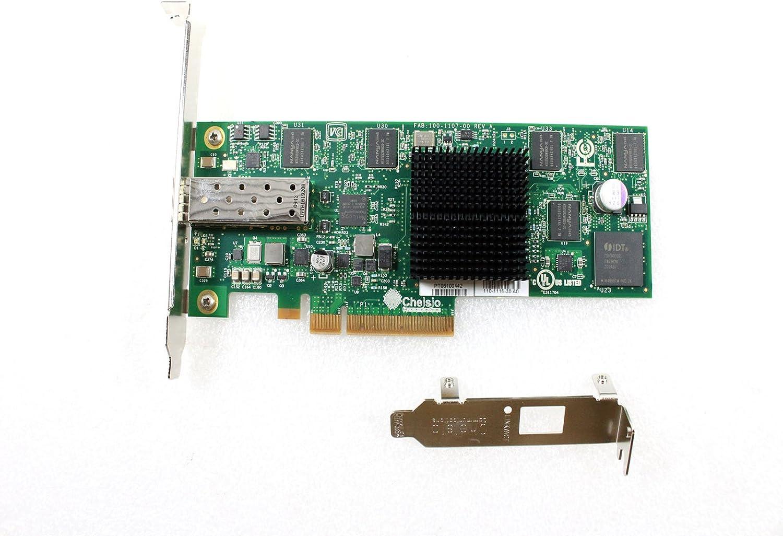 DELL PFCXW Chelsio S310E Chelsio Sin 10GB SFP+ iSCSI Network Accelerator