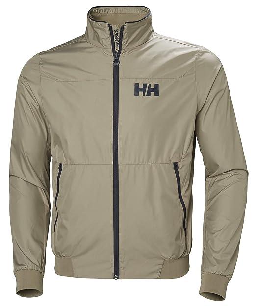 Helly Hansen Crew Windbreaker Jacket Chaqueta Deportiva, Hombre