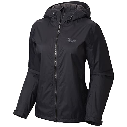 Mountain Hardwear Finder Jacket - Women's Black X-Small