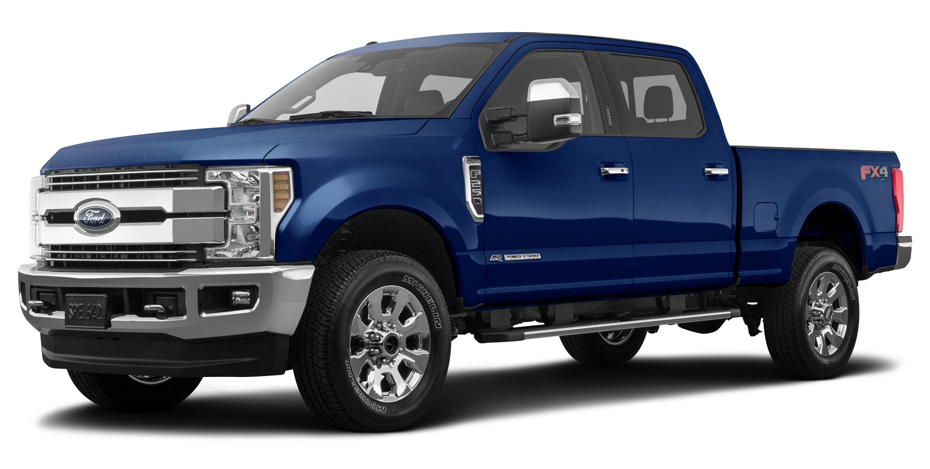 2018 Ford F 250 Super Duty Reviews Images And Specs 1961 4x4 Truck For Sale King Ranch 2 Wheel Drive Crew Cab
